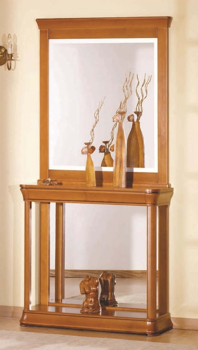 Консоль с зеркалом Lux 223 IDC