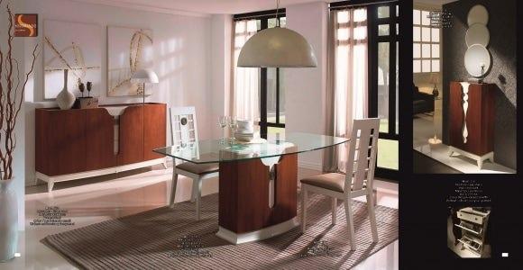 Обеденный стол ART DECO 779