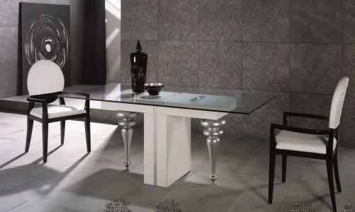 Обеденный стол ART DECO 857 Solomando