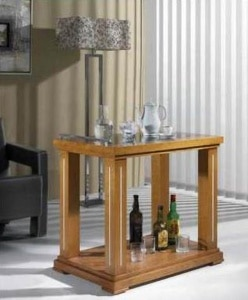 Сервировочный столик SAFIRA 353 IDC
