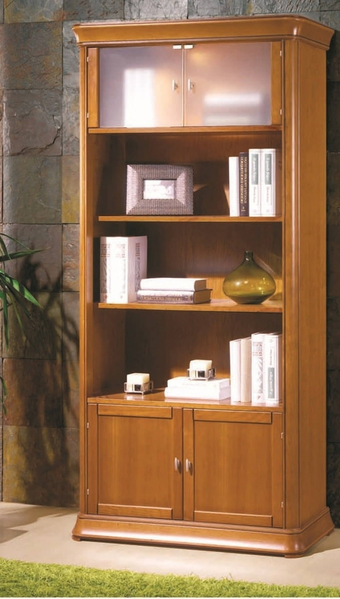 Книжный шкаф Lux 262 IDC