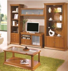 Книжный шкаф Lux 282 IDC