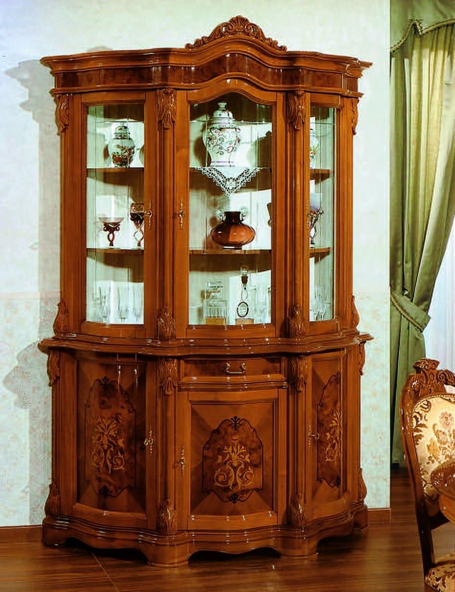 Витрина Barocco 1614 Stile Elisa