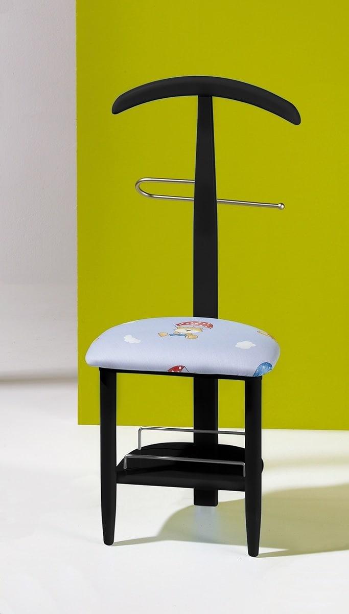Детская вешалка со стулом 360 Herdasa