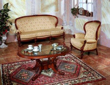 Журнальный стол Barocco 1543