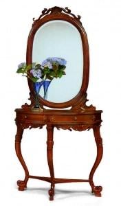 Зеркало Barocco 1620