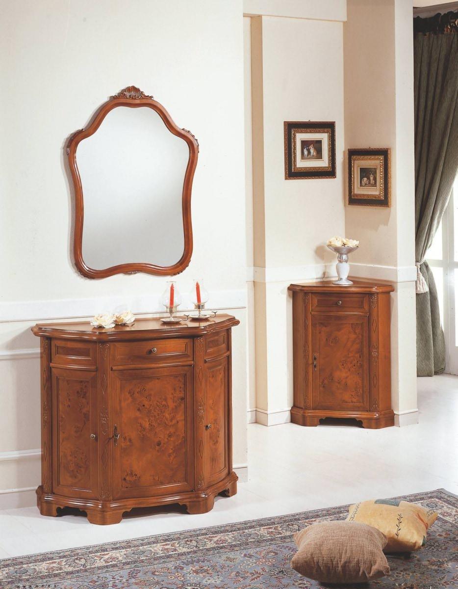 Зеркало Ottocento 1754 Stile Elisa