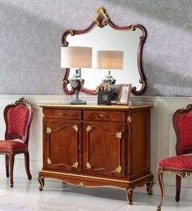 Зеркало Art Deco 3028