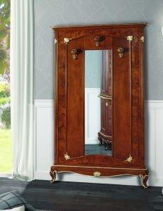 Вешалка с зеркалом Art Deco 3060 Stile Elisa