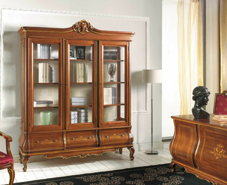 Книжный шкаф Neoclassico 2218 Stile Elisa