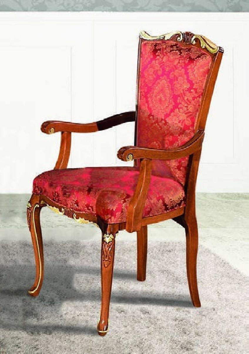 "Кресло ""Provenza"" без декора Art Deco 3016/A Stile Elisa"
