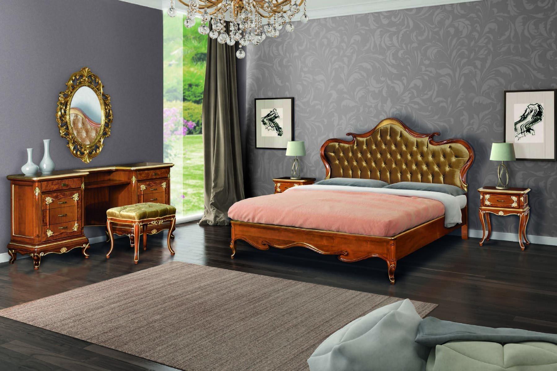 Кровать Art Deco 3106 Stile Elisa