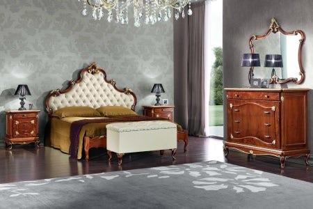 Кровать Art Deco 3124