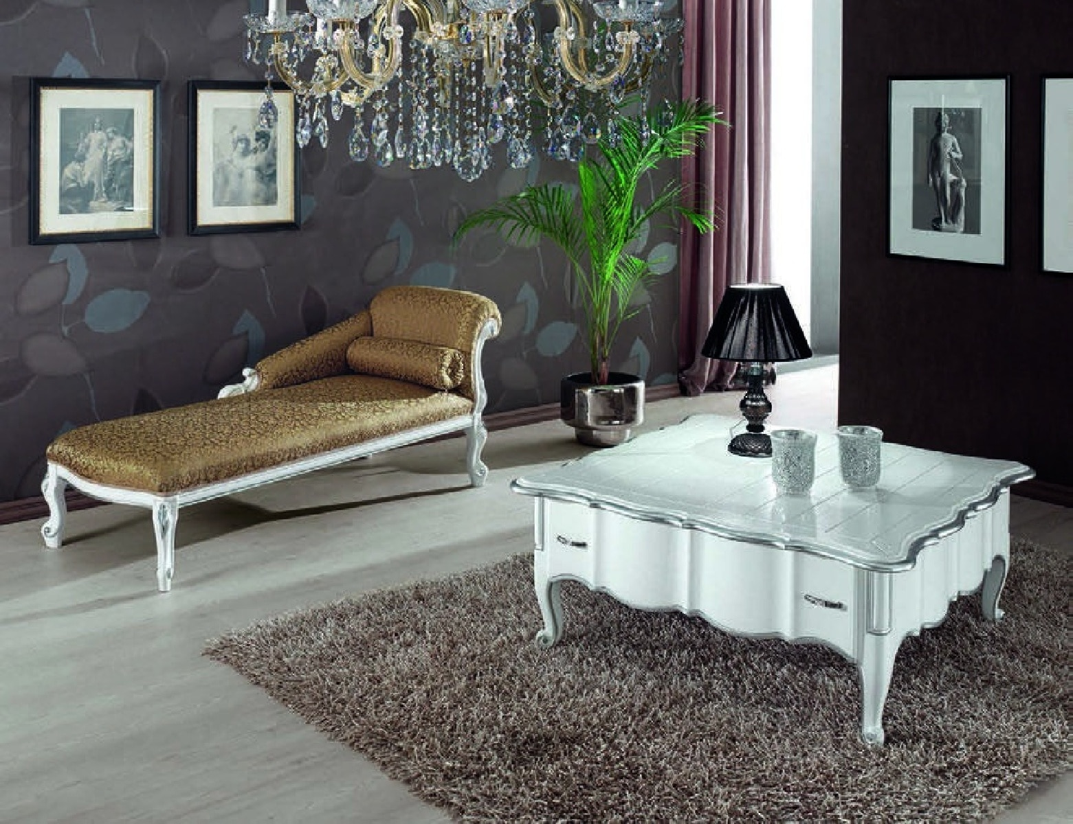 Кушетка Art Deco 3220 Stile Elisa