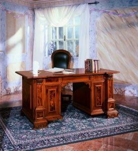 Stile Elisa Письменный стол Barocco 1502