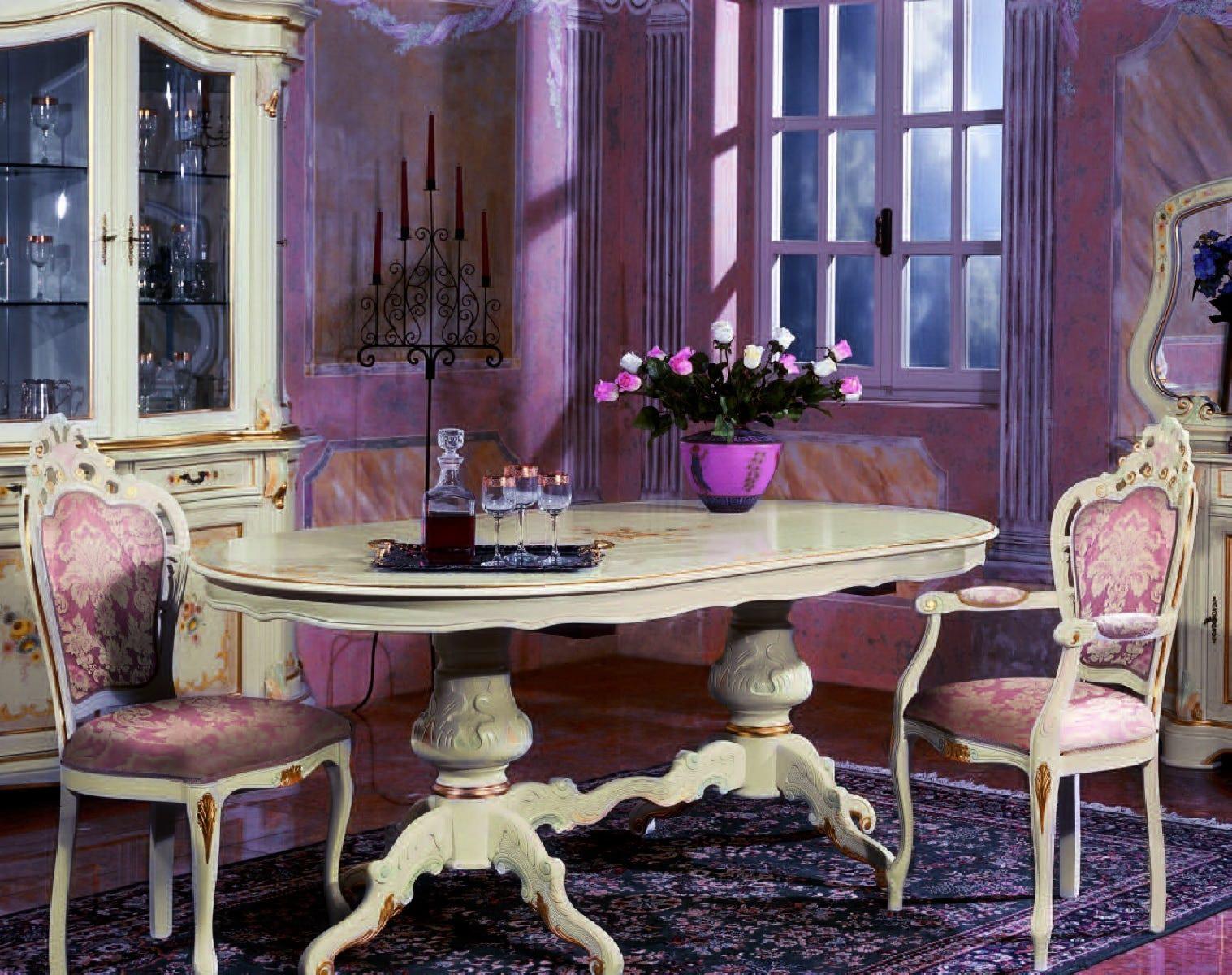 Кресло Barocco 1605 Stile Elisa