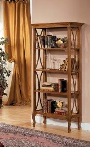 Книжный шкаф Venezia 2718 Stile Elisa