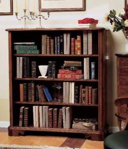 Книжный шкаф Venezia 2772 Stile Elisa