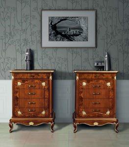 Комод Art Deco 3096 Stile Elisa