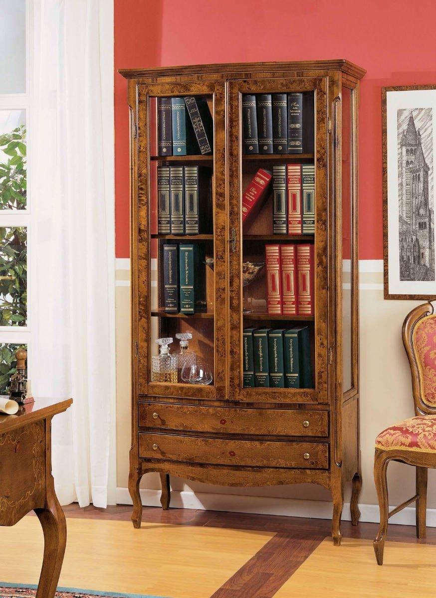 Книжный шкаф Venezia 2717 Stile Elisa