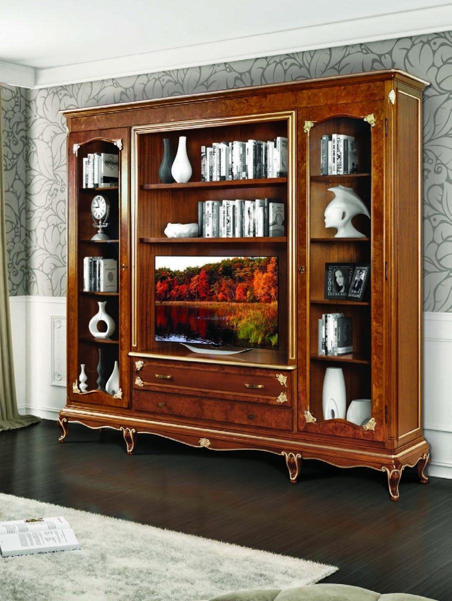 Книжный шкаф Art Deco 3002 Stile Elisa