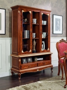 Книжный шкаф Art Deco 3066 Stile Elisa