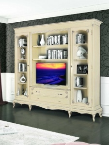 Книжный шкаф Art Deco 3152 Stile Elisa