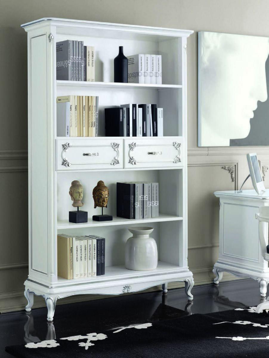 Книжный шкаф Art Deco 3246 Stile Elisa