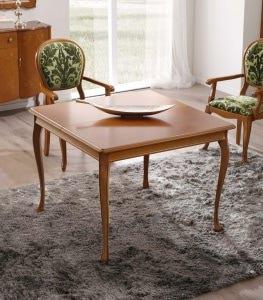Квадратный Обеденный стол Panamar 485.100.P