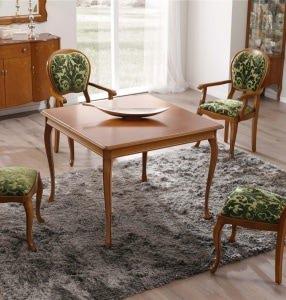 Кваратный Обеденный стол Panamar 482.100.P