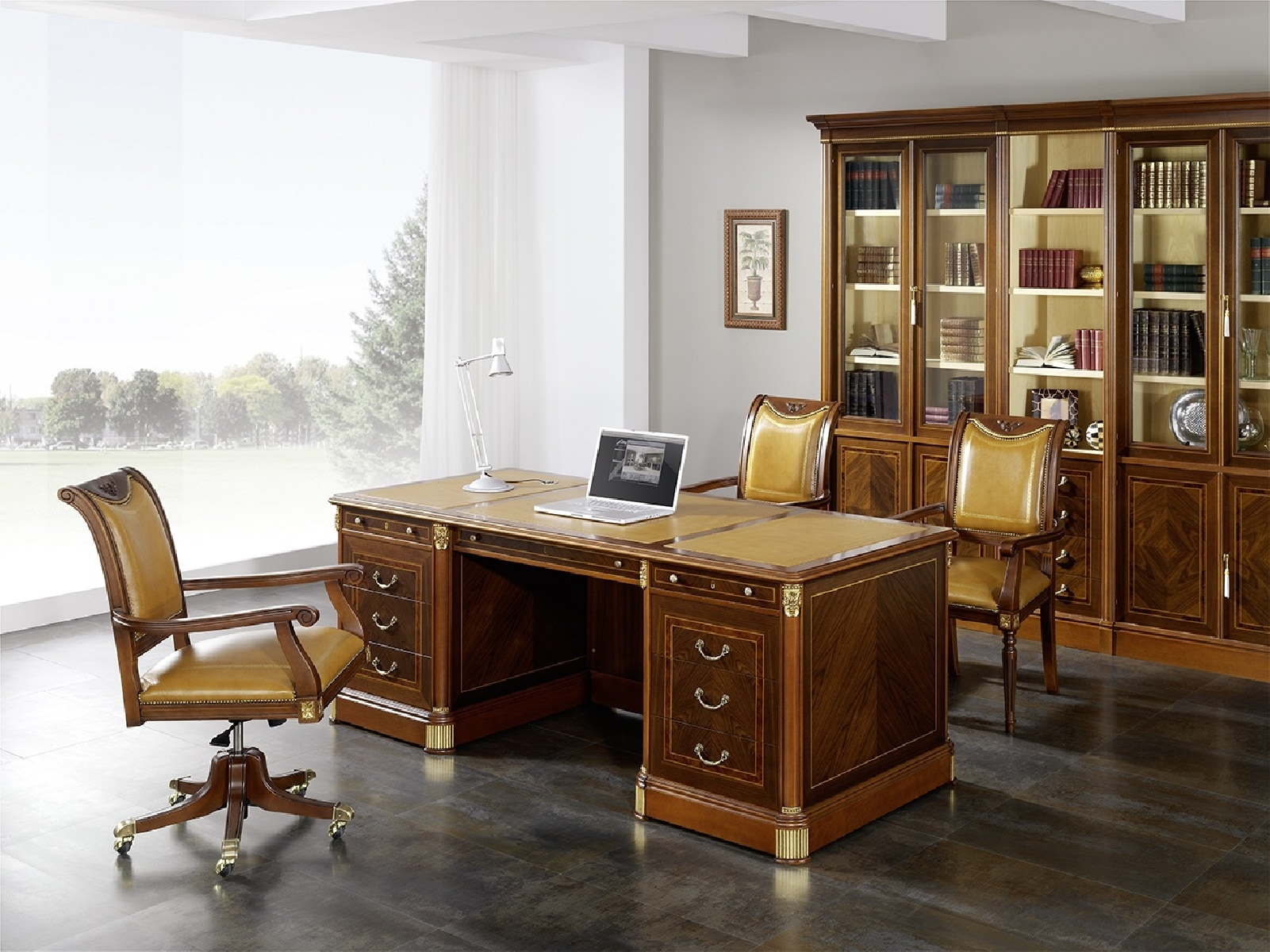 Письменный стол Orfeo 82635 Lino