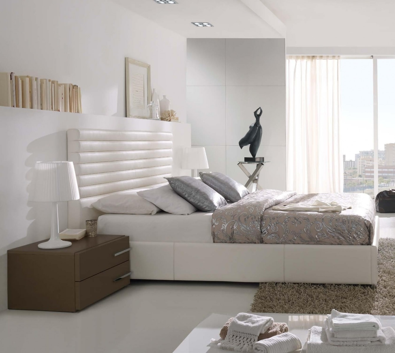 Кровать ALBA gamamobel