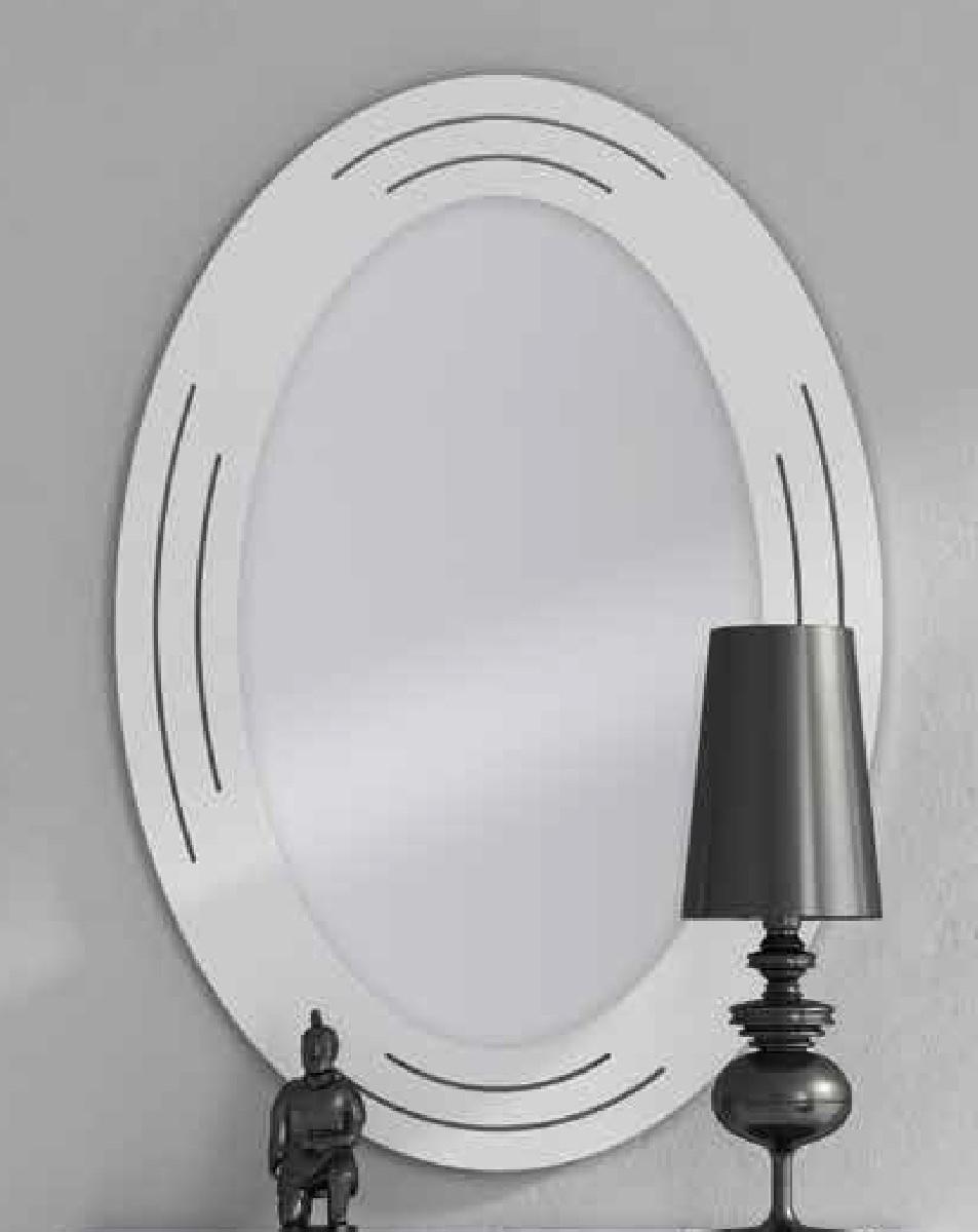 Зеркало NORA 668 Blanco mate Disemobel