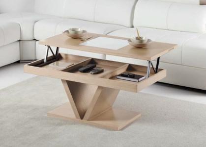 Журнальный стол трансформер 252 Disemobel