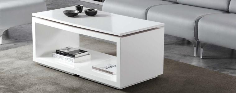 Журнальный стол трансформер 460 Disemobel