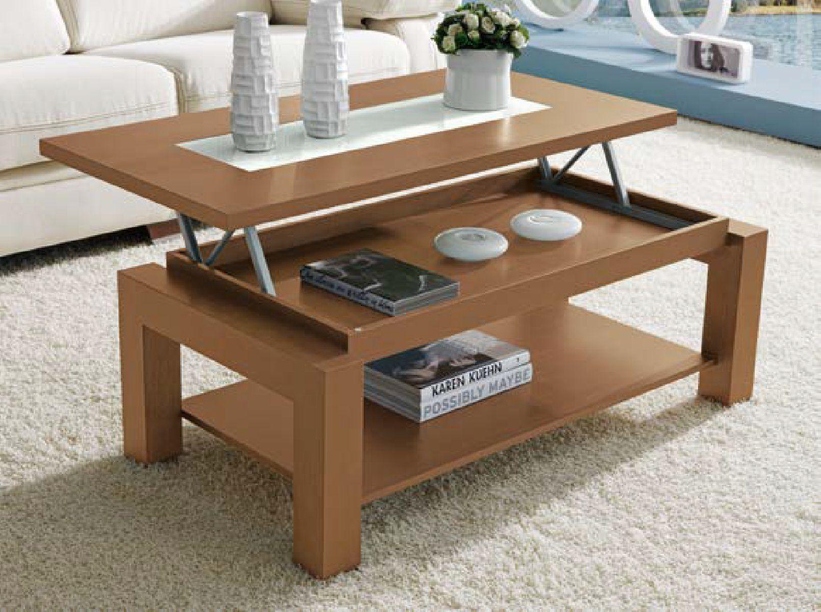 Журнальный стол прямоугольный 204 Disemobel