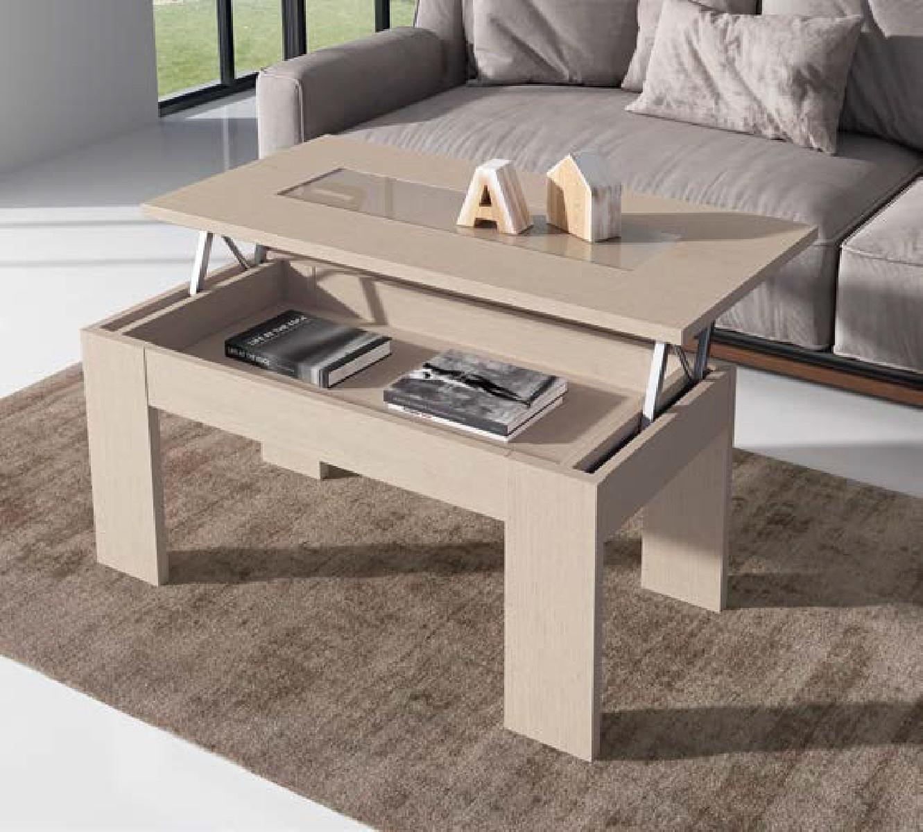 Журнальный стол прямоугольный 385 Disemobel