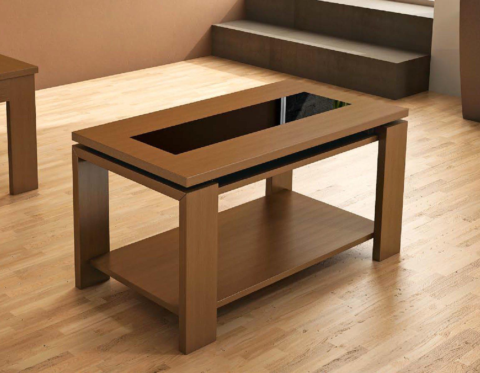 Журнальный стол прямоугольный 389 Disemobel