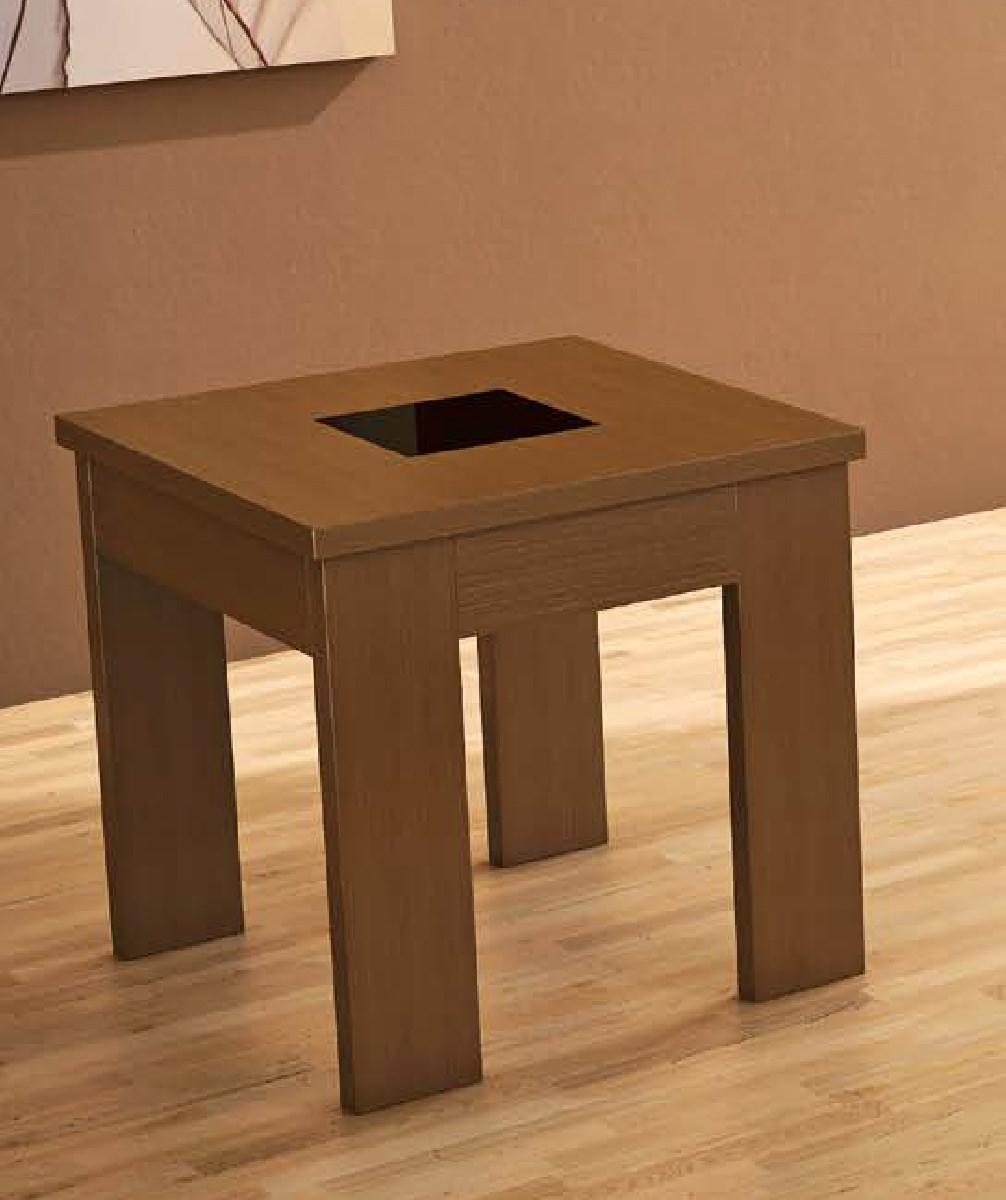 Журнальный стол квадратный 385/C Disemobel