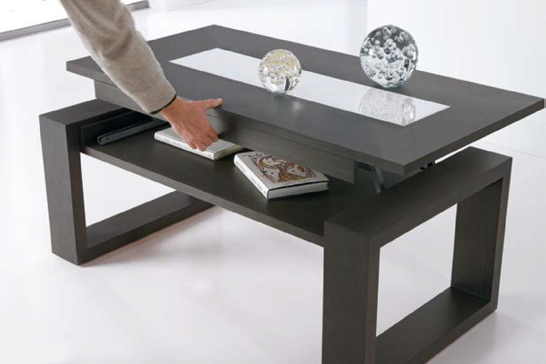 Журнальный стол прямоугольный 549 Disemobel