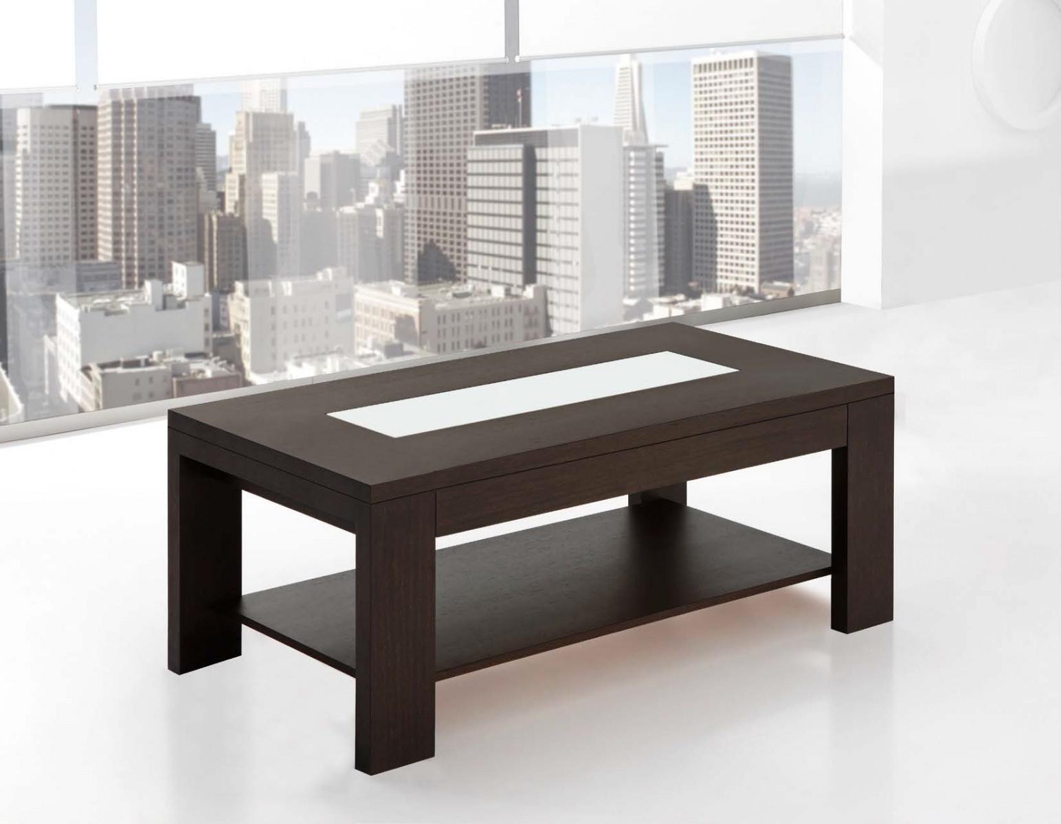 Журнальный стол прямоугольный 550 Disemobel