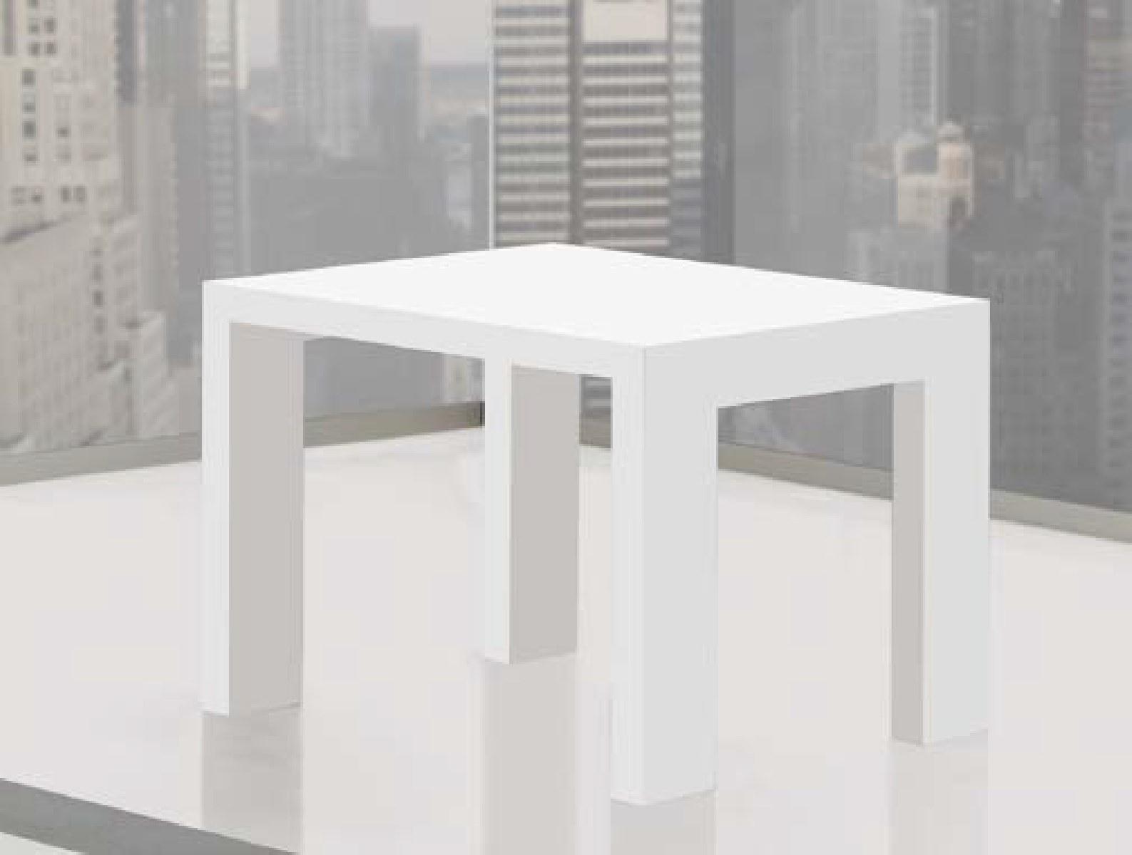 Журнальный стол квадратный 116/C Disemobel