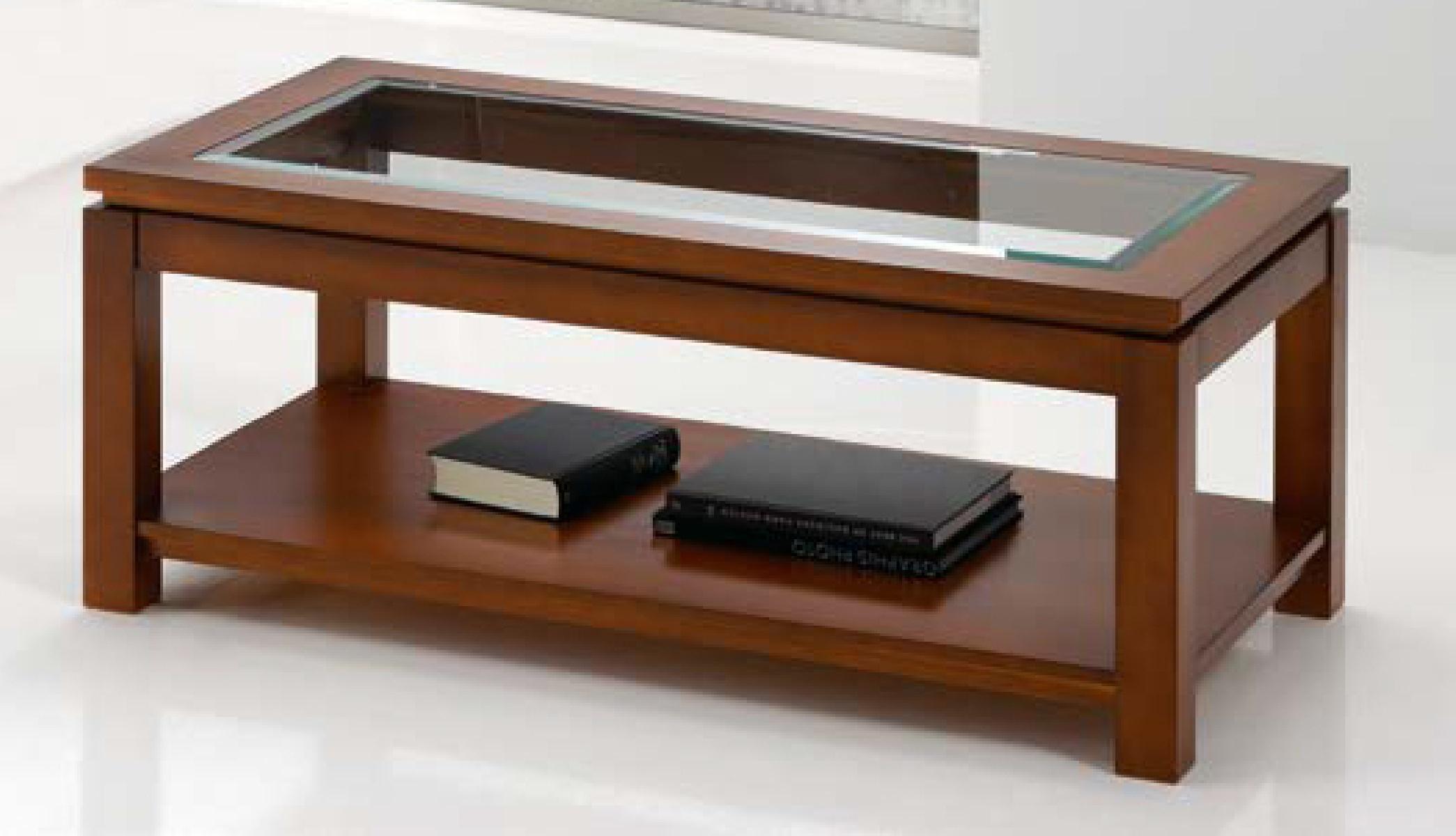 Журнальный стол прямоугольный 41 Disemobel