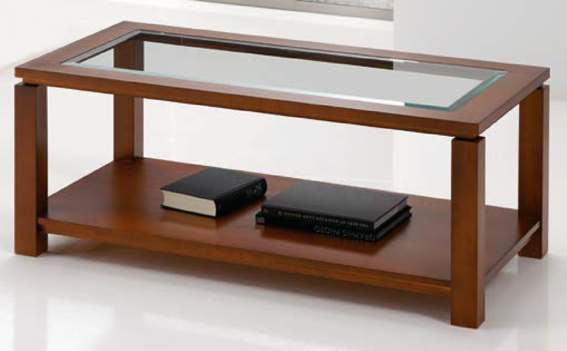 Журнальный стол прямоугольный 44 Disemobel