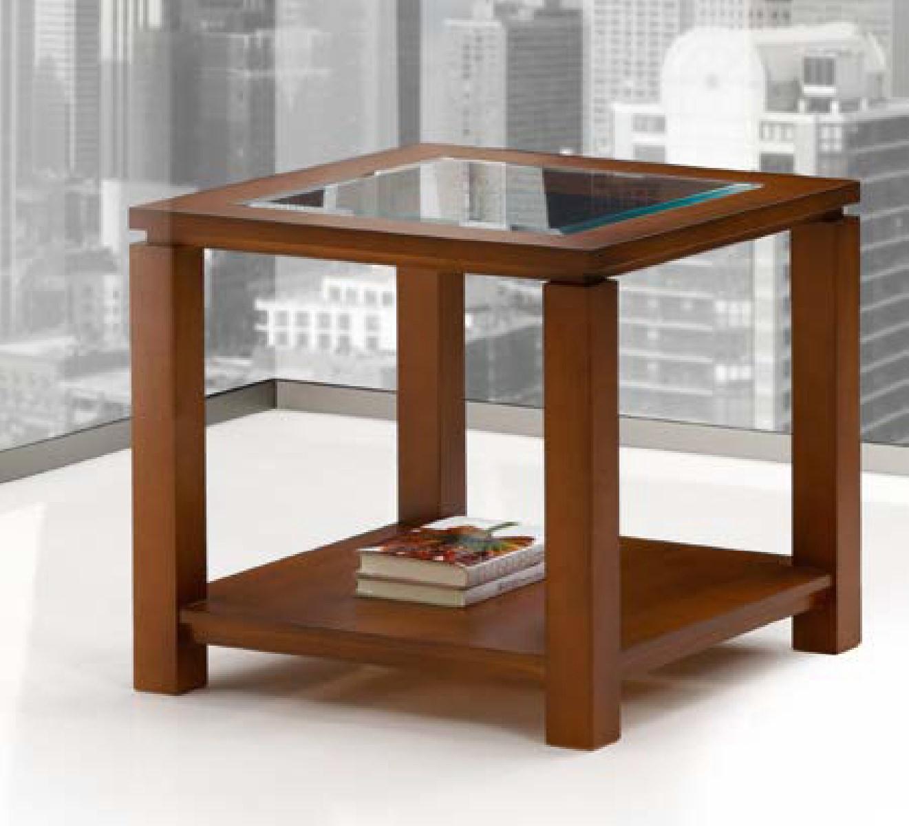 Журнальный стол квадратный 43/C Disemobel