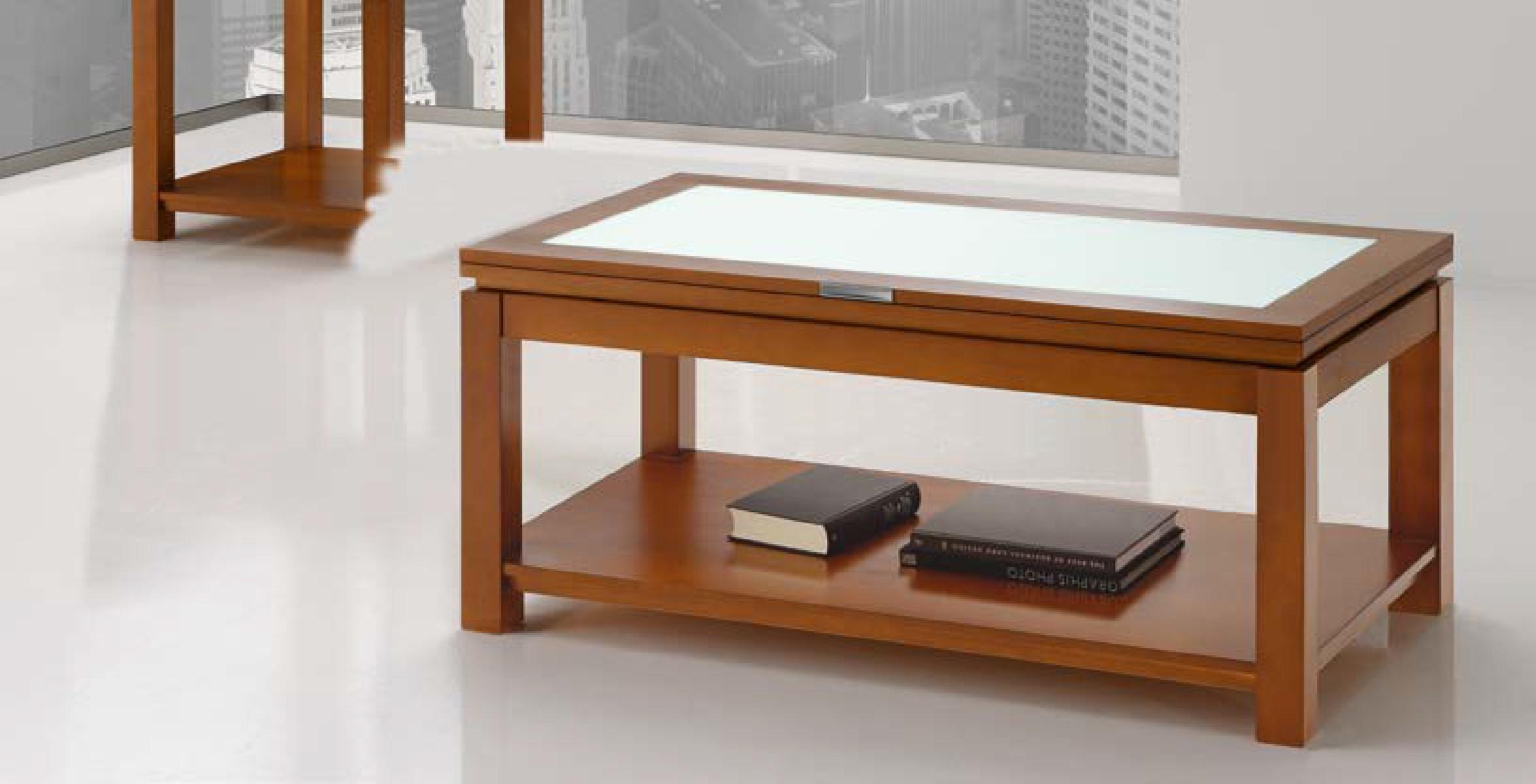 Журнальный стол трансформер 59 Disemobel