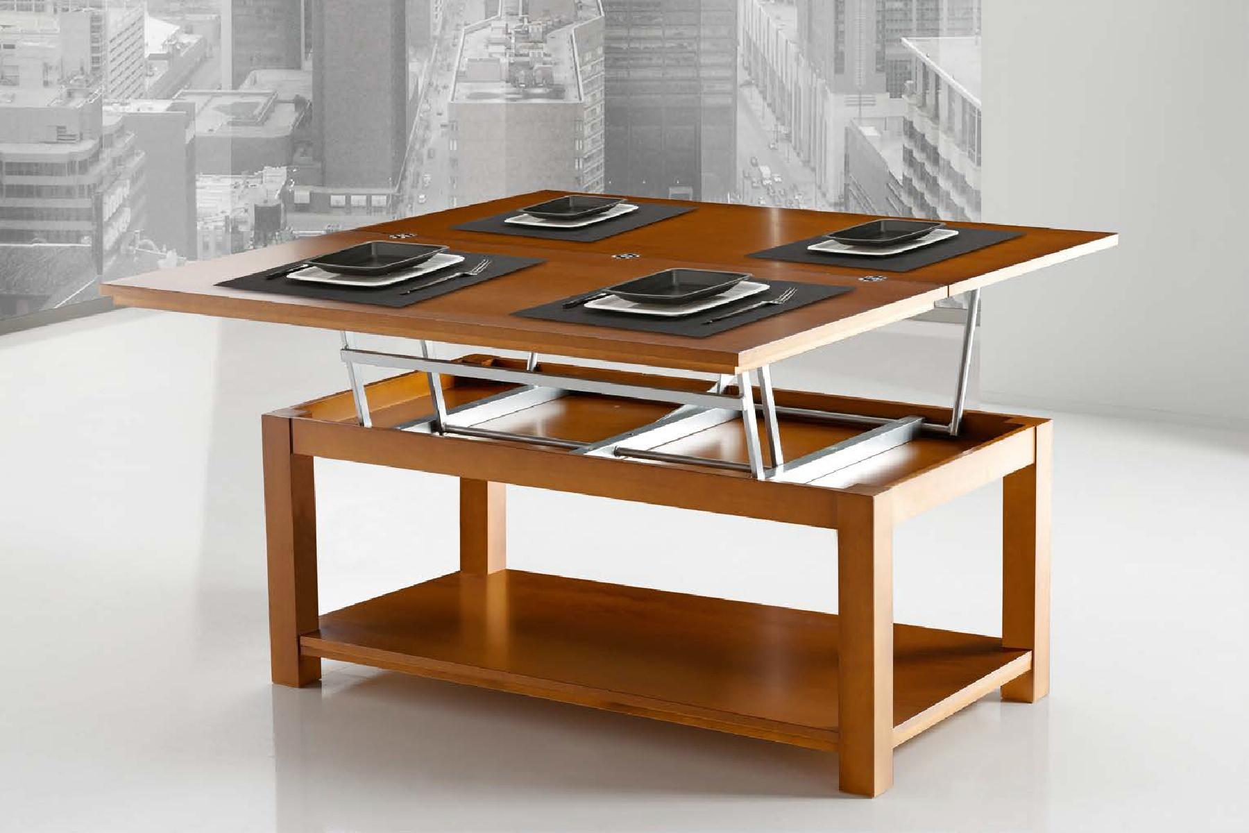 Журнальный стол трансформер 52 Disemobel