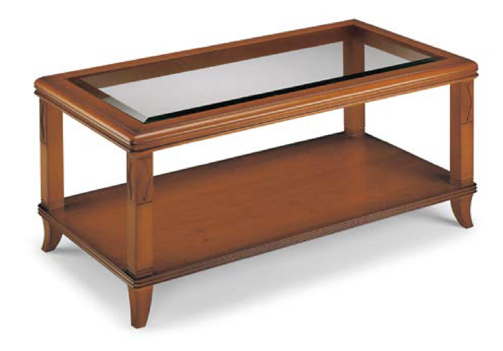 Журнальный стол прямоугольный 80 Disemobel