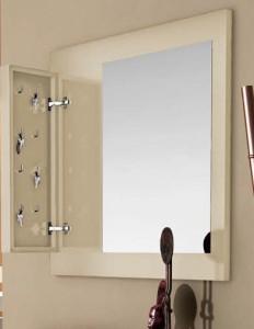 Зеркало с ключницей 293 Disemobel