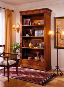 Книжный шкаф Icaro 66013 Lino